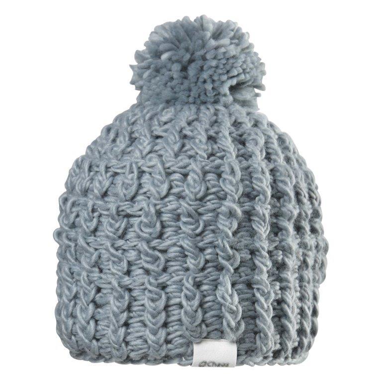 Chaos Spring Damen Mütze grey heather Einheitsgröße