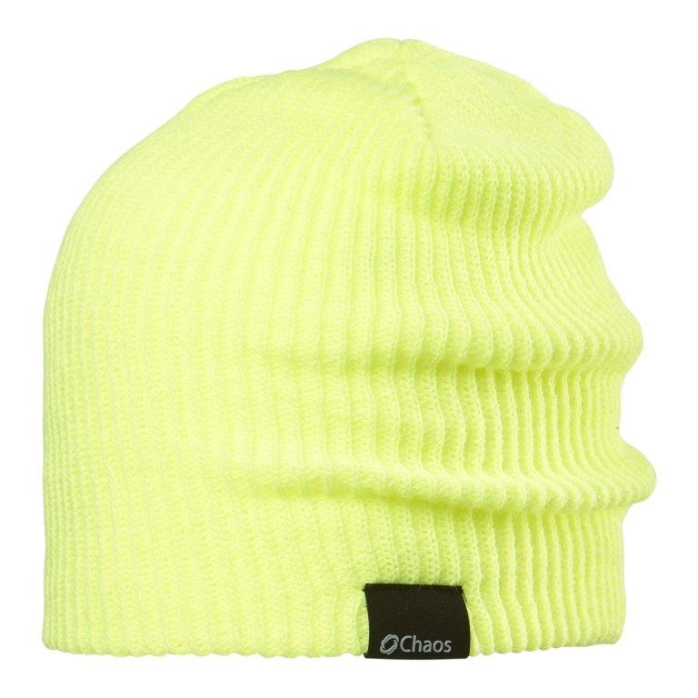 Chaos Genetic Mütze neon yellow Einheitsgröße