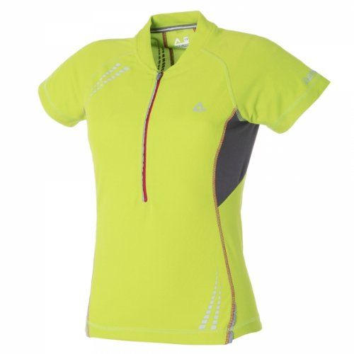 Dare2be Afterglow Damen Rad Sport Shirt DWT060 Gr. 36 - 46 grün
