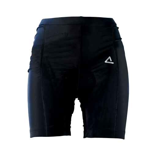 Dare2b Kiss Ass Shorts Damen Fahrradhose Radhose Radshort schwarz