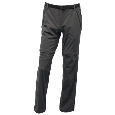 Regatta Wms Xert Z/O Trousers Damen Zip Hose Wanderhose Kurzgröße