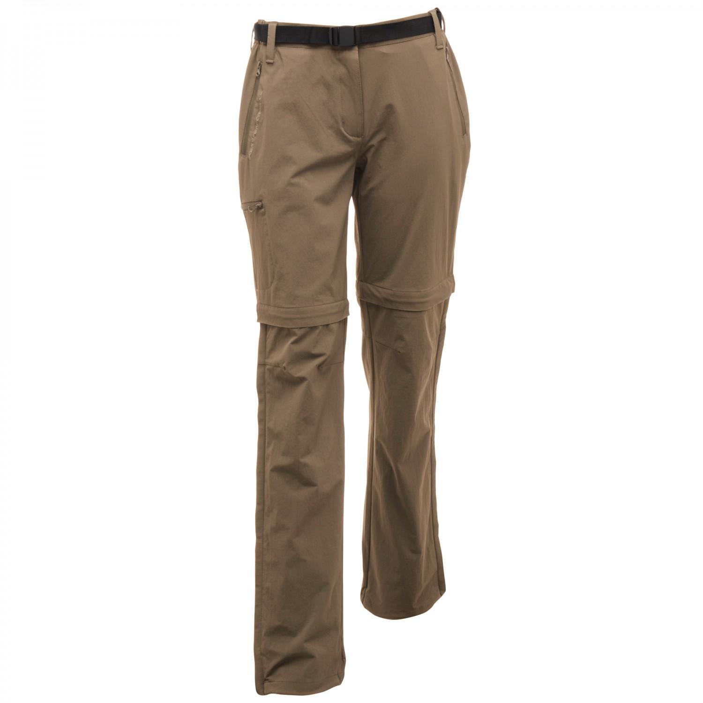 Regatta Wms Xert Z/O Trousers Damen Zip Hose Wanderhose Langgröße