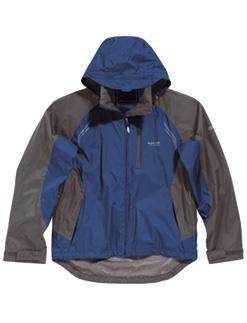 Regatta Herren Outdoor Jacke Regenjacke M RMW036blau