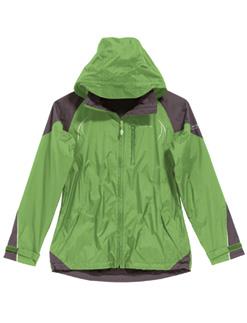 Regatta Outdoor Damen Jacke Regenjacke 40 RWW036 grün