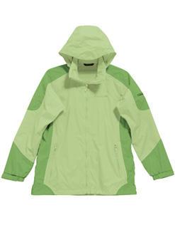 Regatta Isobel Damen Outdoor Jacke Regenjacke 42 RWW028 grün