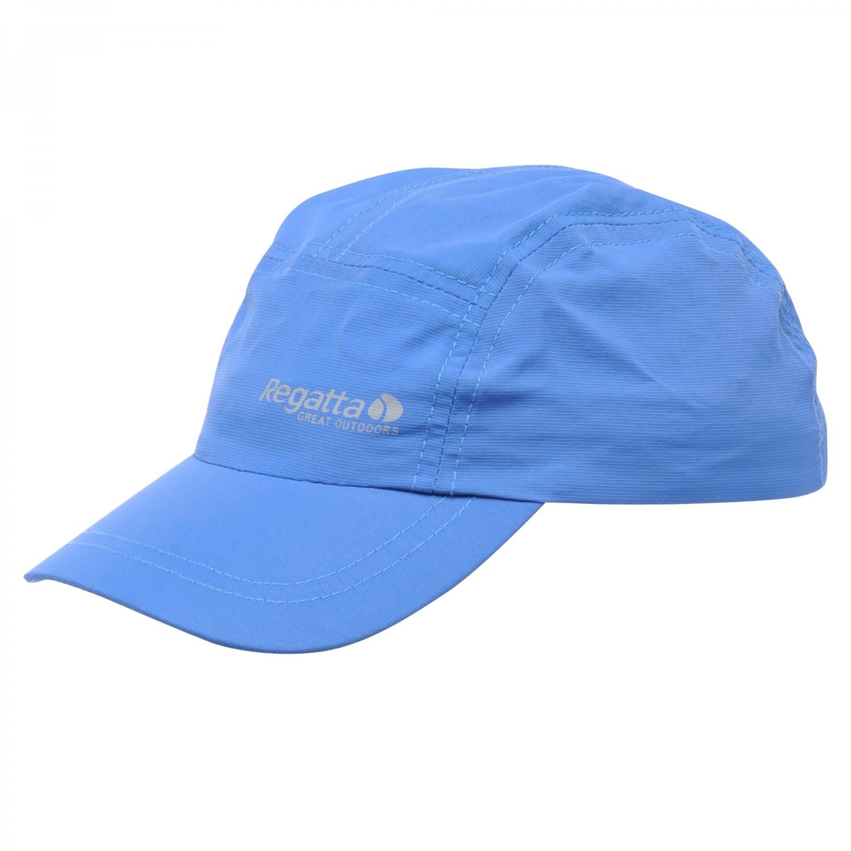 Regatta Melker Cap Basecap für Kinder blau pink diverse Größen