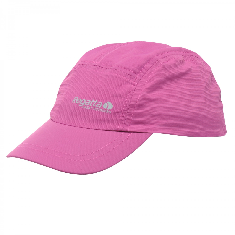 regatta melker cap basecap f r kinder blau pink diverse. Black Bedroom Furniture Sets. Home Design Ideas