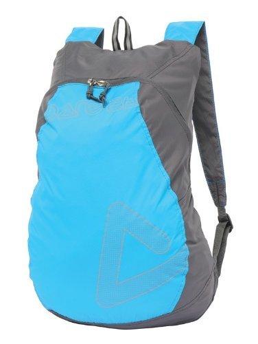 Dar2b Silicone Rucksack tagesrucksack daypack fluro blue