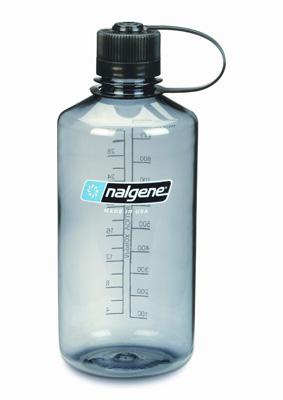 """Nalgene Flasche Trinkflasche 1l grau  """"Everyday"""""""