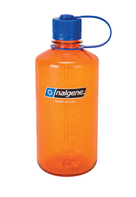 "Nalgene Flasche Trinkflasche 1l orange  ""Everyday"""