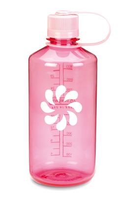 """Nalgene Flasche Trinkflasche 1l pink  """"Everyday"""""""