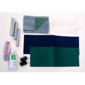 Coghlans Reparatur Set für Nylonzelte Zeltreparaturset