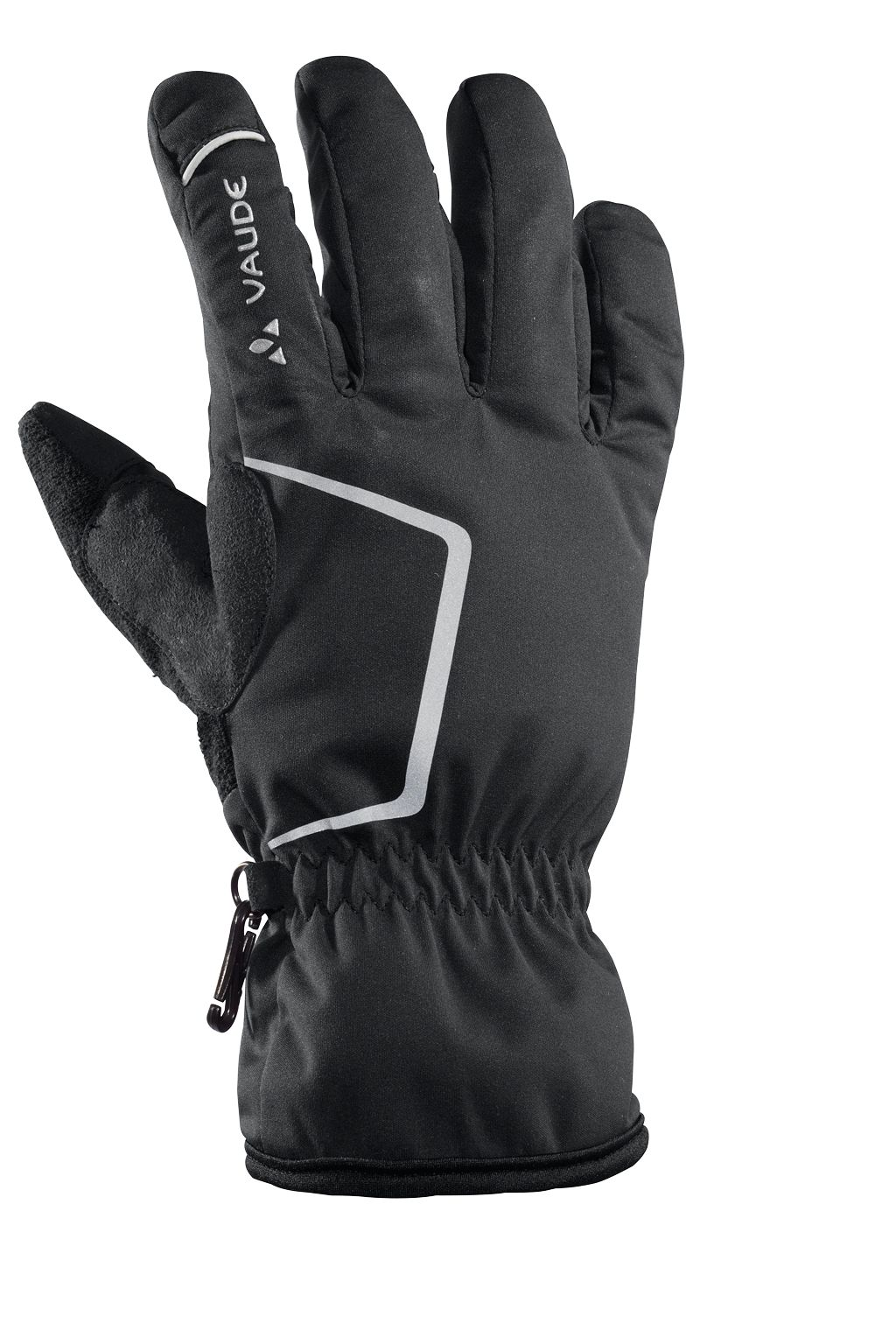 Vaude Crims Gloves Softshell Handschuhe schwarz Gr. 8-10