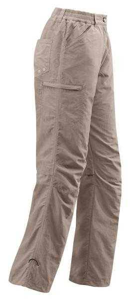 VAUDE Farley Pants III Damen Hose Trekkinghose Gr. 42 muddy