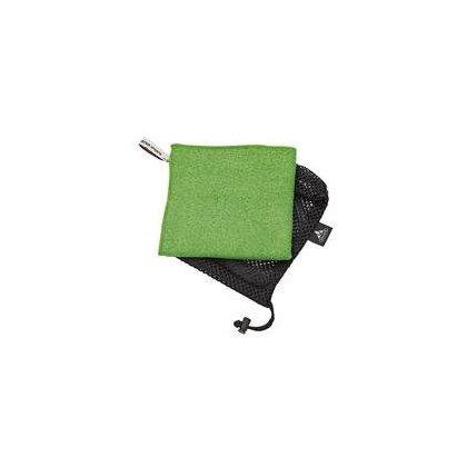 VAUDE Sports Towel leichtes Handtuch Mikrofaser grün schnelltrocknend