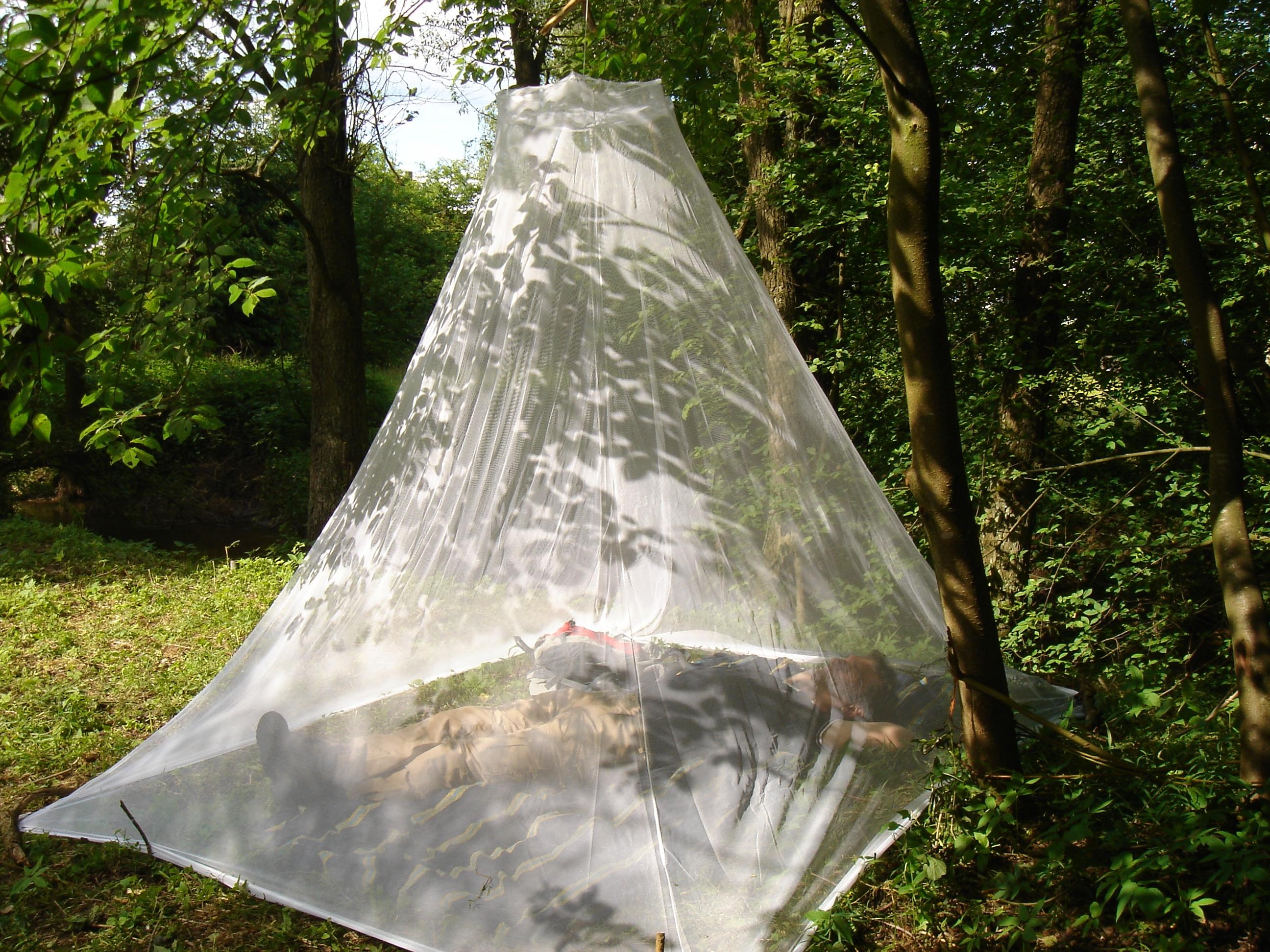 Brettschneider Standard Bell Moskitonetz Mückenschutz Reisemückennetz Baldachin