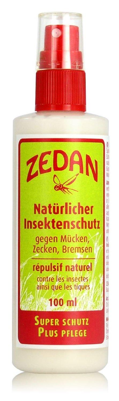 Zedan Super Plus Lotion 100ml  Mückenschutz Insektenschutz 10,50 €/100ml