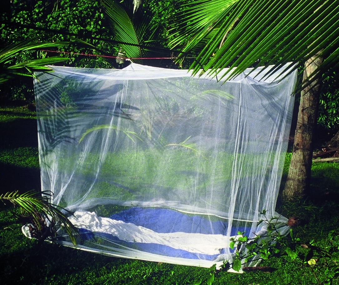 Brettschneider Standard Box I+II Moskitonetz Mückenschutz Reisemückennetz