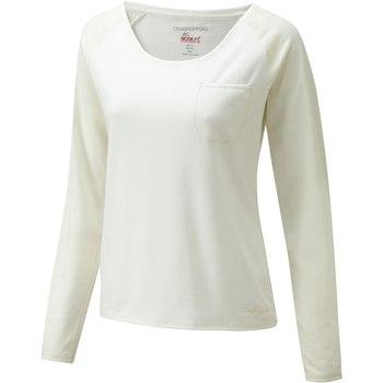 Craghoppers NosiLife Basic LS Damenshirt mit Moskitoschutz Sonnenschutz sea salt