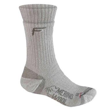 Fuse Mountaineering Comfort Merino anthracite Trekking Wander Socke unisex