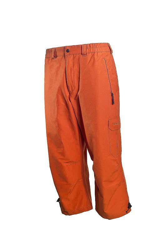 hot-sportswear Herren 3/4 Bermuda Short Basel terra schnelltrocknend