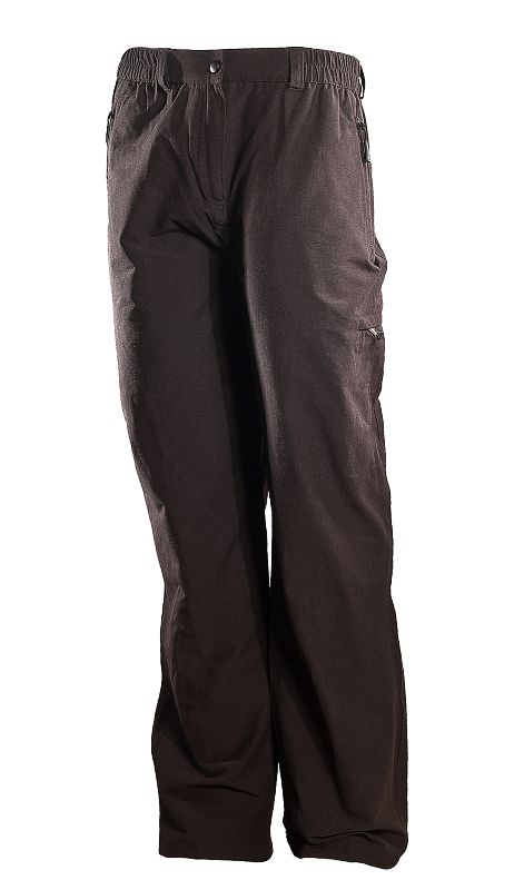 hot-sportswear Benia coffee Damen Freizeit Wander Hose