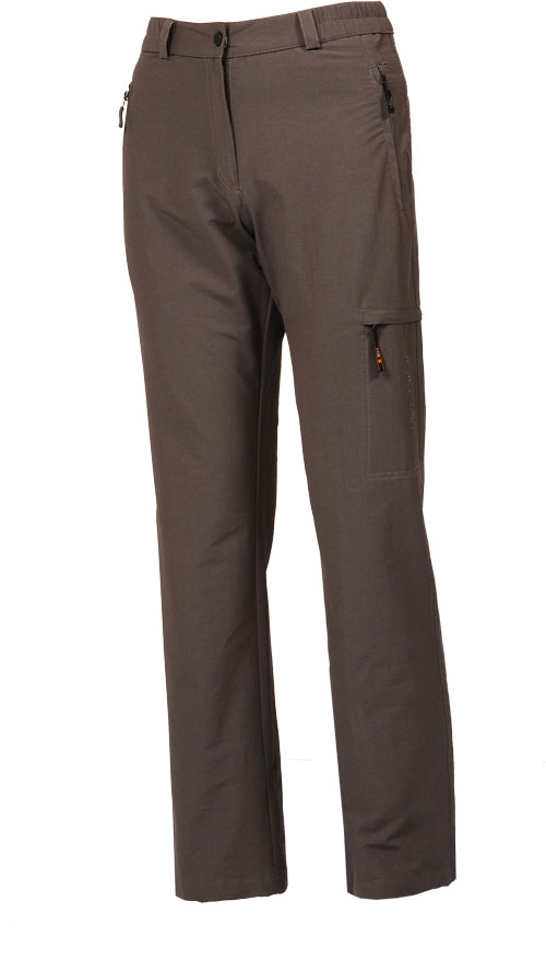 HS Damen Hose Thermohose Gr. 38 coffee braun
