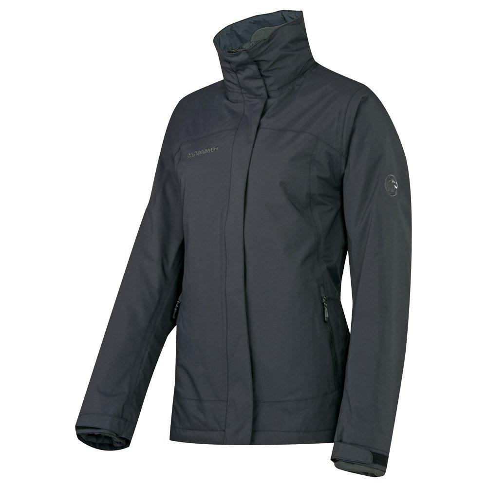 Mammut Ladina Damen 3in1 Jacke schwarz Doppeljacke Fiberfill-Innenjacke