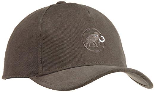 Mammut Baseball Cap Mammut dark oak Schildmütze braun Gr. S/M