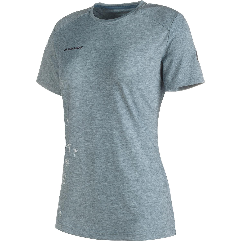 Mammut Trovat Shirt Wo Damen Funktionsshirt blau melange