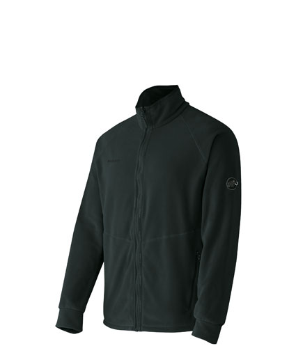 Mammut Trail Zip in Jacket Men black Herren Fleecejacke einzipbar