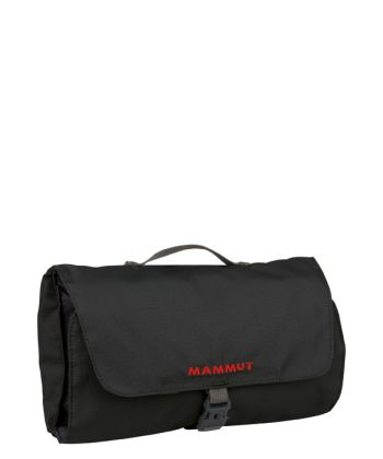 Mammut Travel Washbag black Waschtasche Kulturbeutel
