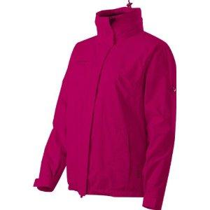 Mammut Genesis 2-S Jacket Woman M berry Doppeljacke Funktionsjacke Damen