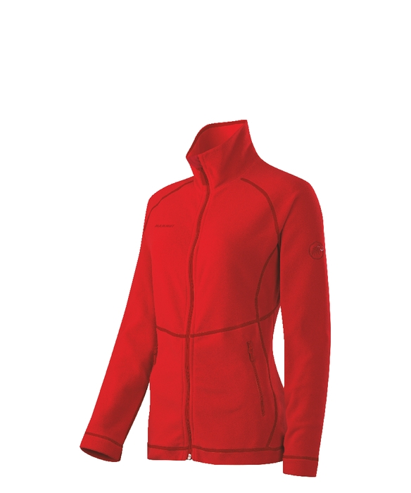 mammut damen microfleece fleece jacke yampa cayenne l ebay. Black Bedroom Furniture Sets. Home Design Ideas