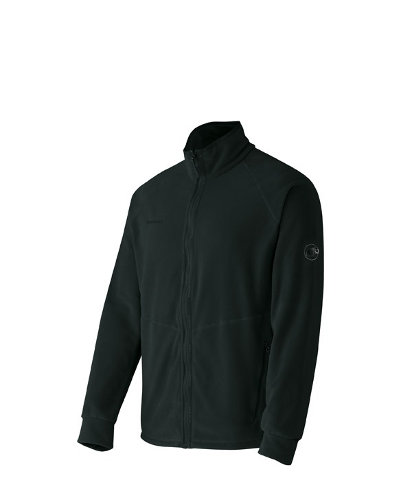 mammut trail jacket men black herren fleecejacke outdoorjacke l ebay. Black Bedroom Furniture Sets. Home Design Ideas