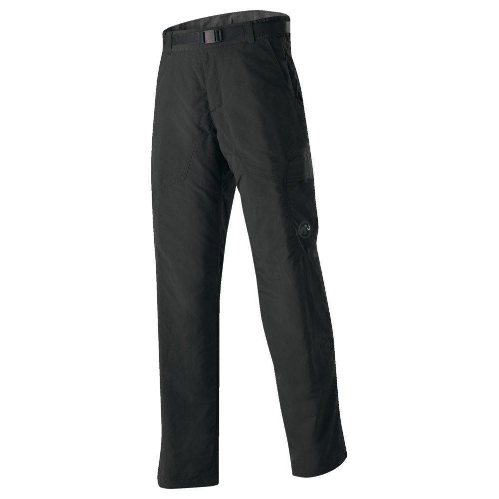 Mammut Winter Hiking Pants Women black Damen Thermohose