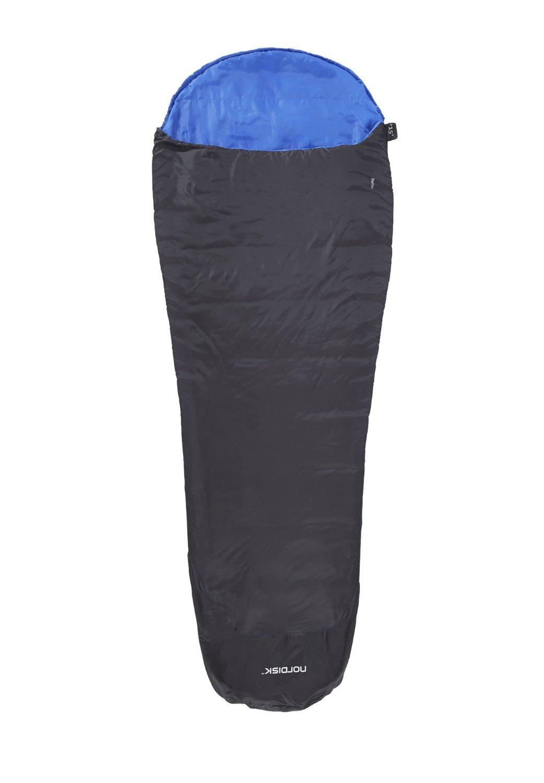 Nordisk Balto +15°C black blue oder coral Mumien Schlafsack geringes Packmaß
