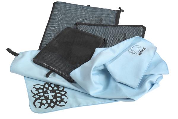 nordisk microfaser handtuch outdoorhandtuch m ice blau ebay. Black Bedroom Furniture Sets. Home Design Ideas