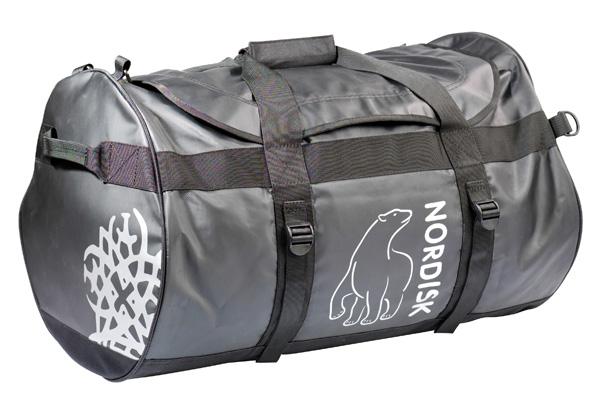 Nordisk Reisetasche Sporttasche Farvel L 90 L schwarz
