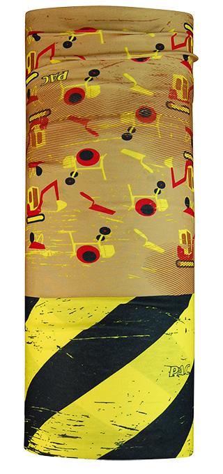 P.A.C. kids Little Digger Multifunktionstuch Halstuch für Kinder