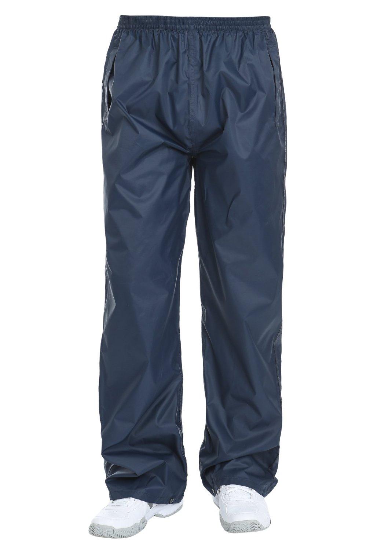 Regatta Pack It RKW110 Regenhose für Kinder blau und schwarz