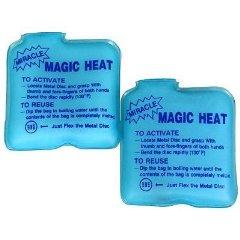 Relags Magic Heat Taschenwärmer Handwärmer wiederaufladbar