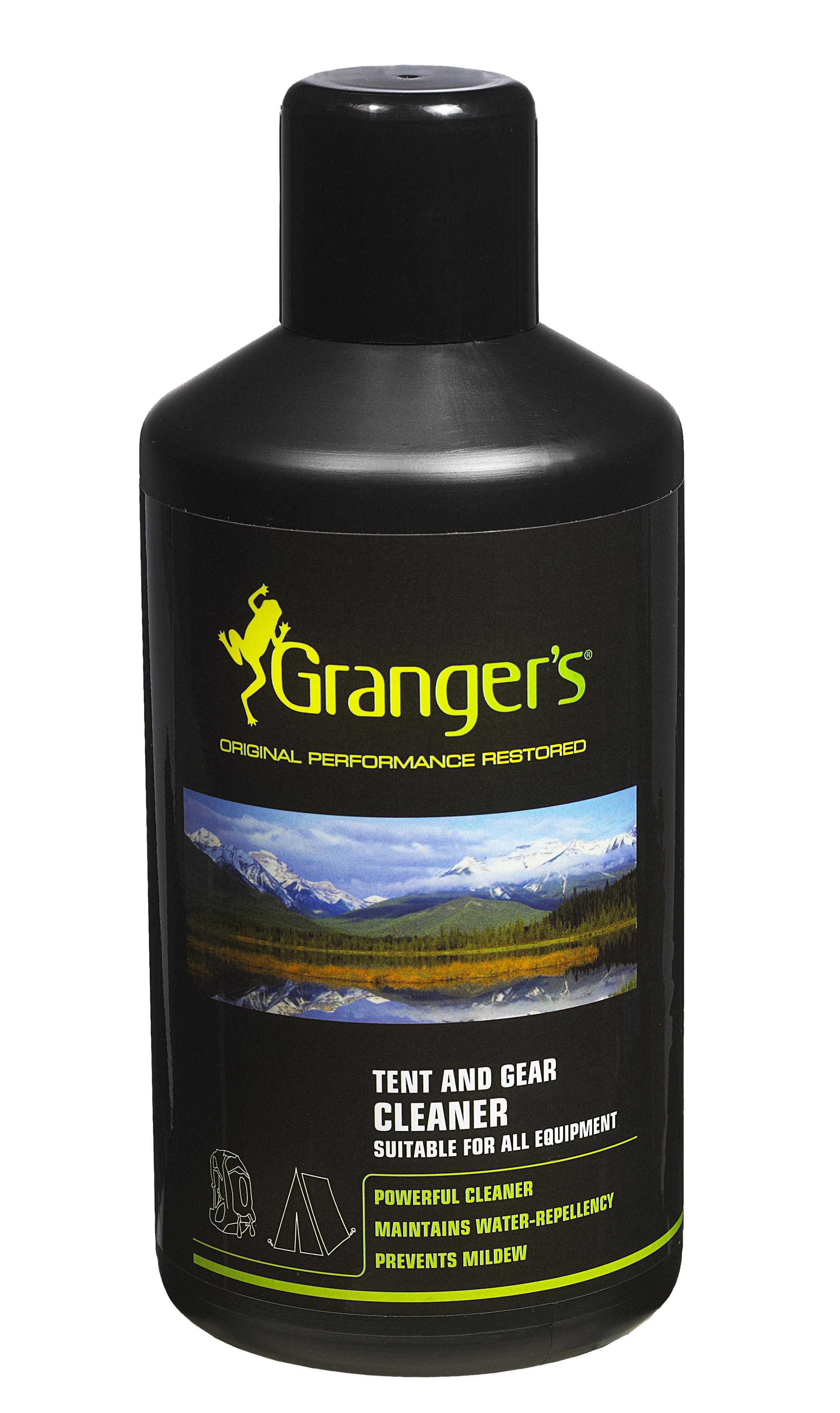 Grangers Tent & Gear Cleaner Ausrüstungs Reiniger 1l 16,95€/l