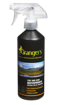 Grangers Tent & Gear Waterproofer Ausrüstungs Imprägnierung 500ml 35,90€/l