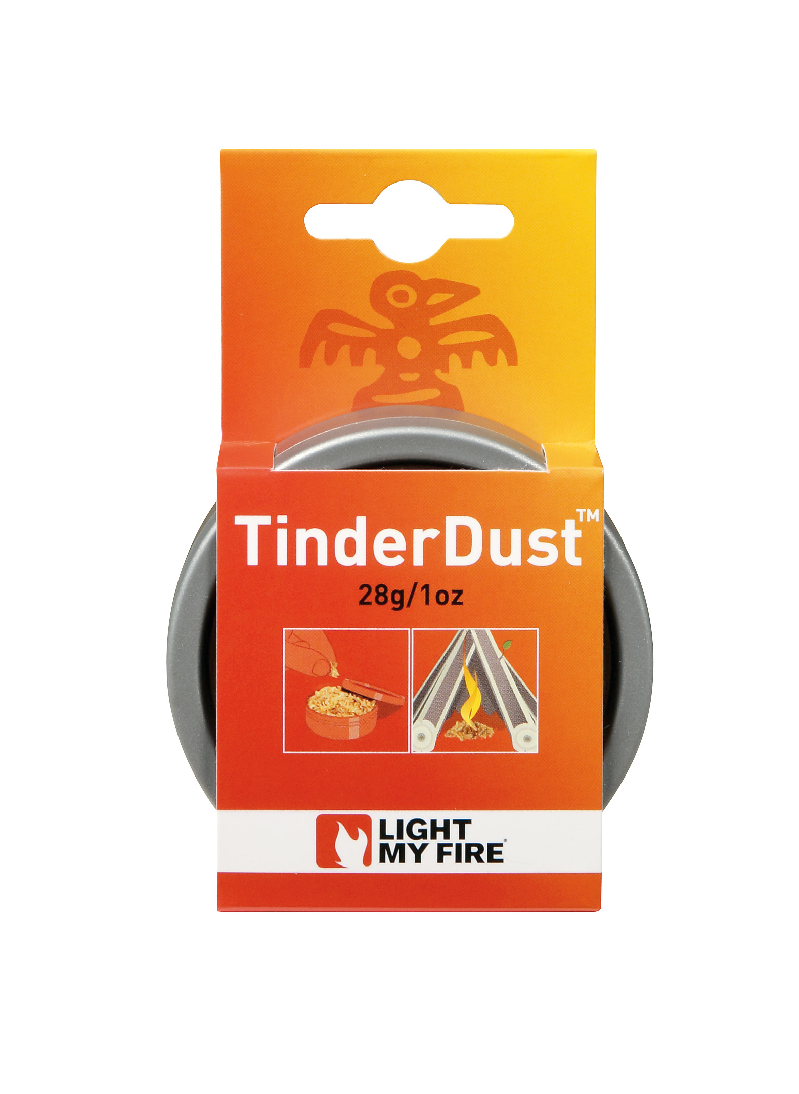 Light-my-Fire Tinder Dust Dose mit 28 g Späne Anzündhilfe 23,04 €/100g