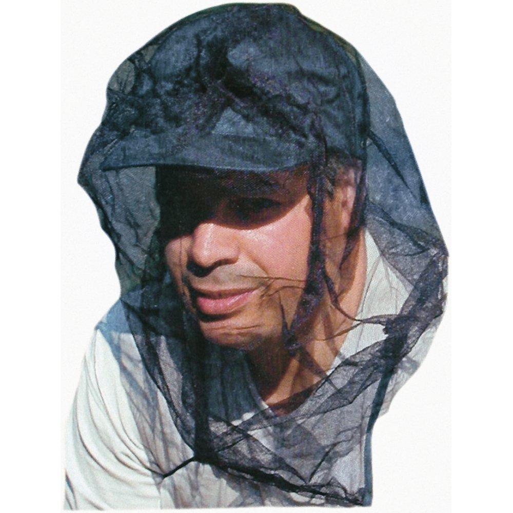 Brettschneider Moskito Kappe Baseballkappe mit Insektenschutznetz one size
