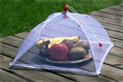 Coghlans Insektenhaube für Speisen food cover Schutzhaube