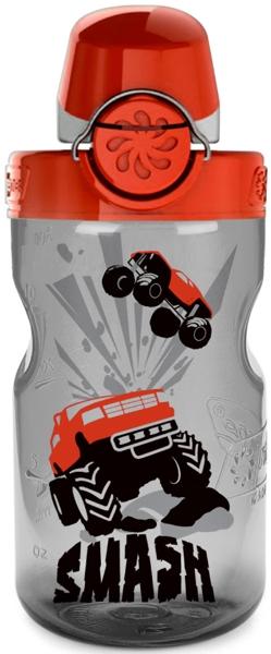 Nalgene Trinkflasche OTF Kids Kindertrinkflasche grau smash 0,375l
