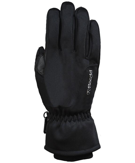 Roeckl Koussi Multisport GORE WINDSTOPPER® Handschuh schwarz