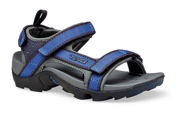 Teva Tanza B's Kindersandale Sandale olympian blue